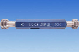 1 1/4-18 UNEF thread plug gauge