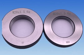 M19 x 2 thread ring gage