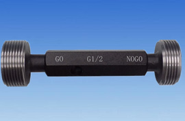 "BSPP G1/2"" thread plug gauge"