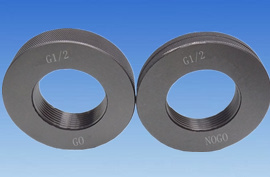 "BSPP G1"" thread ring gauge"