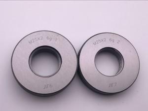 M25x2 6g ring gage