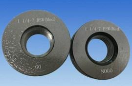 "1 1/8"" BSW thread ring gauge"