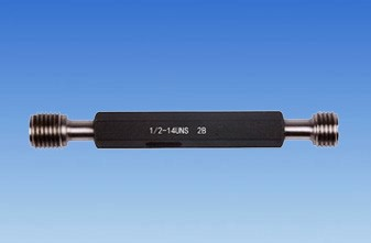 "4""-10 UNS thread gauge"