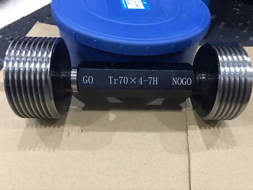 Tr70 x 4 7h plug gage