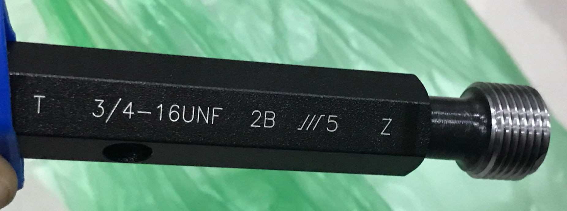 3-4-16 UNF plug gage